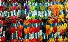 DMC RAYON Embroidery Floss - No Longer in Production 30211 - 33820 #DMC