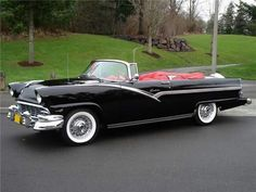 1956 Ford Crown Victoria convertible