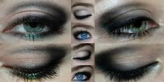 Look Effy Stonem from Skins Makeup (duo)