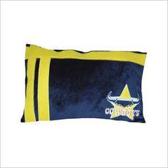 NRL Cowboys Rectangular Cushion C A Australia