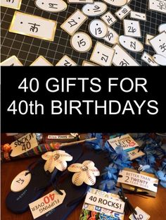 10 Impressive 40Th Birthday Gift Ideas For Husband To Ensure Anyone Wont Will Have