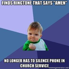 15 Funny Church Memes We Can All Relate To