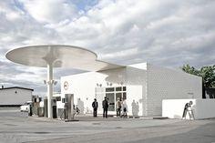 1936 Texaco Gas Station   by Arne Jacobsen-Danmark  Photographer Stephannie Fell