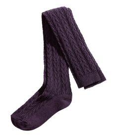 H&M Over Knee Socks