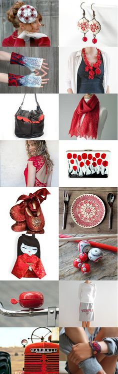 Red for all and in any style by BHBKidstyle on Etsy--Pinned with TreasuryPin.com