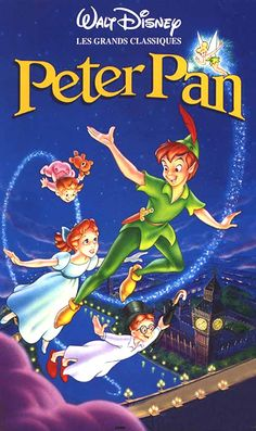 New Listing Started Walt Disney (Classics): Peter Pan (Pal/Vhs) Disney Films, Disney Pixar, Walt Disney, Disney Animation, Disney Magic, Disney Songs, Animation Movies, Disney Quotes, Peter Pans