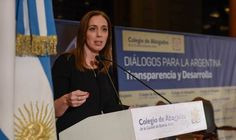 """Vidal: """"desde el primer día fuimos claros: en este gobierno no hay lugar para el delito ni la corrupción"""""""