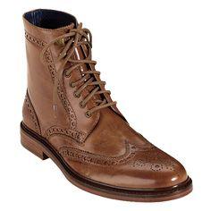 Air Harrison Laced Boot - Men's Shoes: Colehaan.com