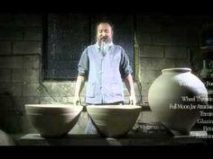 Shin Hyun Choul making moon jar (English subtitled)