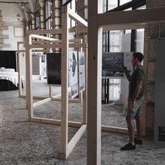 Riam - Reverse installation in Gran Guardia, Verona.