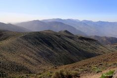 Dantes View in Death Valley, USA