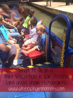 Our minivacation to San Antonio