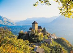 Schloß Tirol, Meran, Südtirol