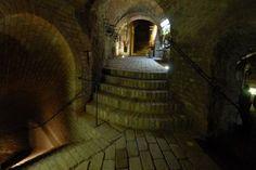 Kudy z nudy - Labyrint pod Zelným trhem - tajemná zákoutí středověkých chodeb a sklepů