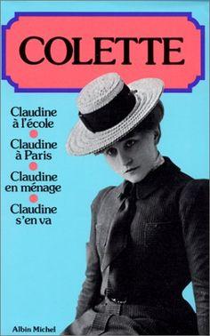 Claudine à l'école - Sidonie-Gabrielle Colette - Amazon.fr - Livres. Pour ses descriptions.