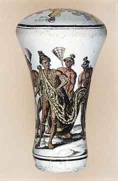 Cane handle, German, Metropolitan Museum of Art collection