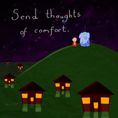 today's doodle: send thoughts of comfort Buddha Thoughts, Love Thoughts, Tiny Buddha, Little Buddha, Love Me Quotes, Happy Quotes, Buddah Doodles, Short Instagram Captions, Amazing Inspirational Quotes