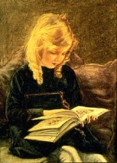 Home Reading by Elliot Bouton Torrey (American, 1867 – This would be a good one for my collection. People Reading, Girl Reading Book, Reading At Home, Reading Art, Woman Reading, I Love Reading, Kids Reading, Reading Quotes, Reading Books