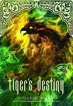 Read 3/27: Tiger's Destiny (Tiger's Curse Series #4) just an ok series, good to read if you have nothing else. This last (?) in this series wrapped up really well..the ending was emotionally gripping!