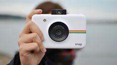 Sorteamos una Polaroid Snap: la cámara de impresión instantánea más divertida