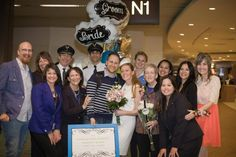 A Memorable Unusual Wedding at 35000 Feet in the Mid Air