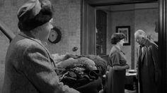 Margaret Rutherford, Stringer Davis and Megs Jenkins in Murder Most Foul.