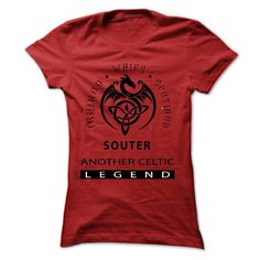 Are you a SOUTER T-Shirts, Hoodies. SHOPPING NOW ==► https://www.sunfrog.com/Names/Are-you-a-SOUTER--4185-Red-19512894-Ladies.html?id=41382
