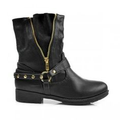 Biker, Boots, Fashion, Fashion Styles, Shoe Boot, Fasion, Fashion Illustrations, Moda