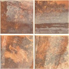 Rust Terra, x - Porcelain Pool Tile Glass Mosaic Tiles, Stone Mosaic, Pool Finishes, Adhesive Tiles, Porcelain Tile, Image Shows, Color Patterns, Swimming Pools, Rust