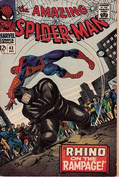 Amazing Spider-Man 43 1963 1st Series December 1966  Marvel