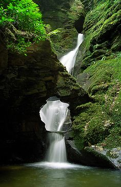 St. Nectan's Glen Waterfalls, Cornwall, UK | A magical, mystical and sacred place