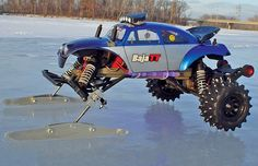 Readers' Rides: Traxxas Stampede not a real car, but to inspire a Beetle build? Volkswagen, Rc Cars And Trucks, Custom Trucks, Rc Autos, Rc Crawler, Car Humor, Concept Cars, Cars And Motorcycles, Cool Cars