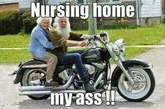 """Oud zijn kan altijd nog, """"so keep your motor running....."""""""