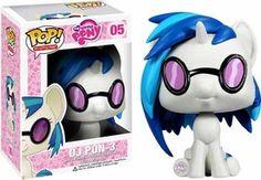 Funko POP! My Little Pony Vinyl Figure DJ Pon-3
