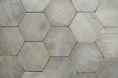 Incredible wood tiles
