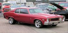 1974 Chevy Nova Maintenance/restoration of old/vintage vehicles: the material for new cogs/casters/gears/pads could be cast polyamide which I (Cast polyamide) can produce. My contact: tatjana.alic@windowslive.com