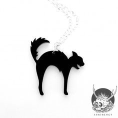 Hell Cat by Curiology