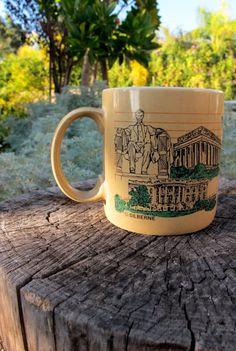 Vintage Washington DC Mug or America Lover Christmas Gift on Etsy, $15.00