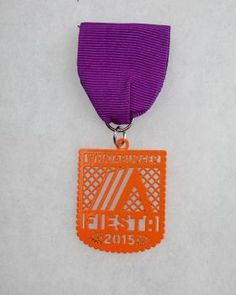 Whataburger's 2015 Fiesta Medal, sold out, but check its social media channels for opportunities to win one of its remaining medals.Award: First place, food & wine Photo: JUANITO M GARZA, By Juanito Garza, San Antonio Express-News / San Antonio Express-News