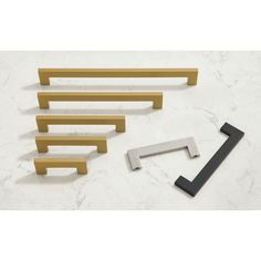 Crafted of solid metal in the U., our Axton pulls have a crisp, angular design that& easy to grasp and adds a modern detail to any cabinet. Kitchen Drawing, Tv Wall Design, Tuscan Design, Small Room Design, Mediterranean Home Decor, Girl Bedroom Designs, Modern Room, Beautiful Kitchens, Modern Interior Design