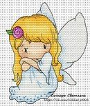 VK is the largest European social network with more than 100 million active users. Cross Stitch Numbers, Cross Stitch Borders, Cross Stitch Designs, Cross Stitching, Cross Stitch Embroidery, Cross Stitch Patterns, Cross Stitch Angels, Cross Stitch For Kids, Cross Stitch Baby