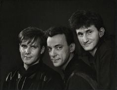 Rush (Alex Lifeson, Neil Peart and Geddy Lee)
