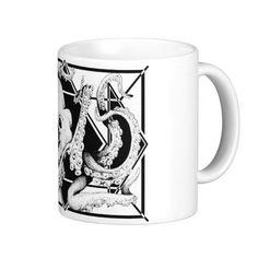 ZNDC Studio's Main Octopus Coffee Mug