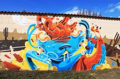 Street Art and Graffiti in Berlin