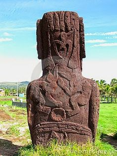 The Birdman Motif of Easter Island