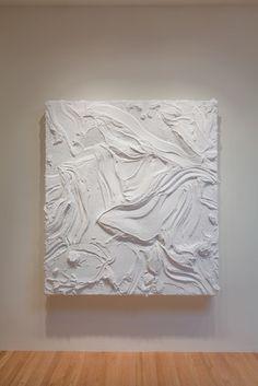 Textured Canvas Art, Abstract Canvas Art, Plaster Art, Ideias Diy, Texture Art, Painting Inspiration, Diy Art, Design Art, Decoration