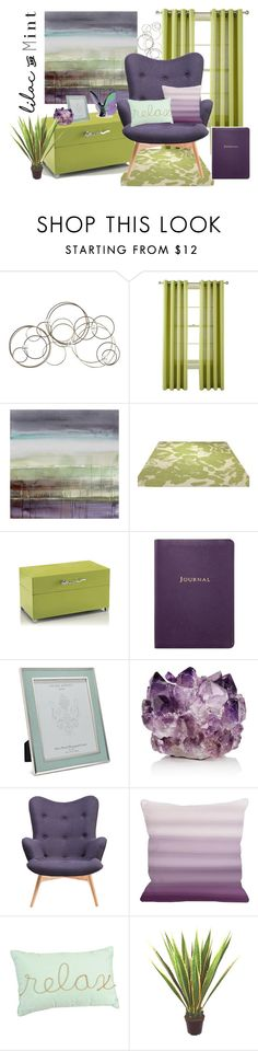 """""""HERBAL TEA for the Home (Lilac & Mint Challenge)"""" by ketura-of-ny ❤ liked on Polyvore featuring interior, interiors, interior design, home, home decor, interior decorating, Pier 1 Imports, Martha Stewart, ESPRIT and Laura Ashley"""