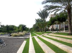 Wadi Al Azeiba by Atelier Jacqueline Osty & Associes 08 « Landscape Architecture Works   Landezine
