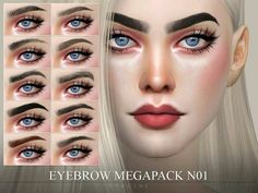 By Pralinesims /Adf.ly 🐱🐱 Los Sims 4 Mods, Sims 4 Game Mods, The Sims 4 Skin, The Sims 4 Pc, Sims 4 Cc Eyes, Sims Cc, The Sims 4 Cabelos, Pelo Sims, Sims 4 Gameplay
