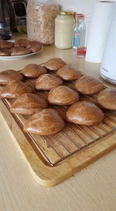 Moje Wypieki | Pierniczki jak alpejskie... Raw Food Recipes, Sweet Recipes, Baking Recipes, Cookie Recipes, Dessert Recipes, Polish Desserts, Cooking Cookies, Food Combining, Xmas Food